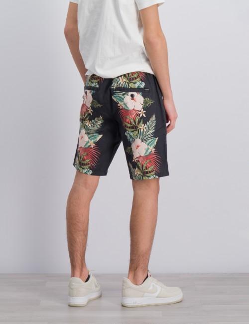 Scotch & Soda barnkläder - Cotton linen shorts