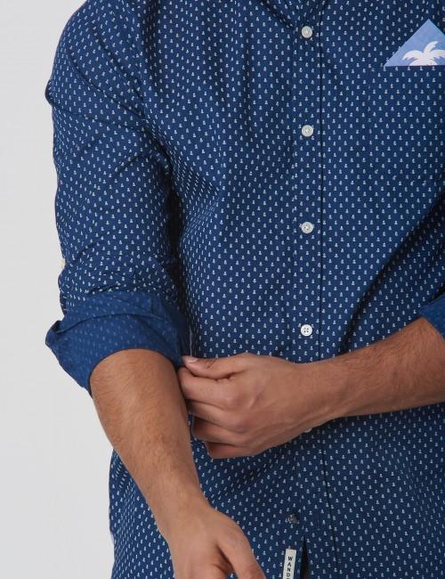 Scotch & Soda barnkläder - REGULAR FIT 'Blue Series' shirt