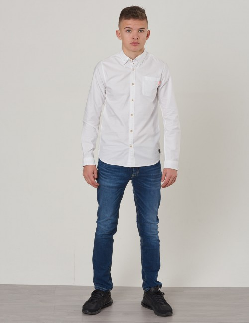 Scotch & Soda barnkläder - Slim fit oxford shirt