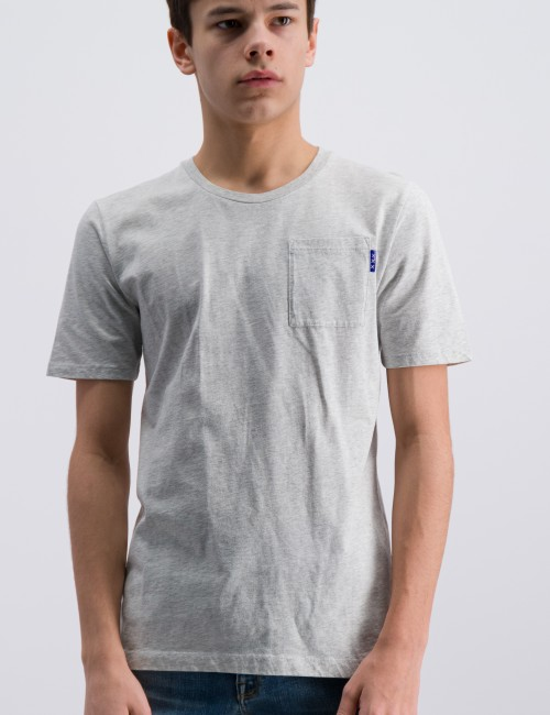 Scotch & Soda barnkläder - Ams Blauw classic pocket tee