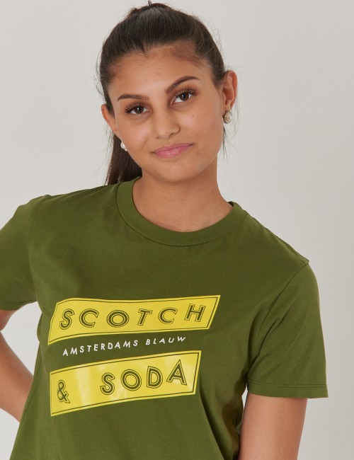 Scotch & Soda - Regular fit SS Tee