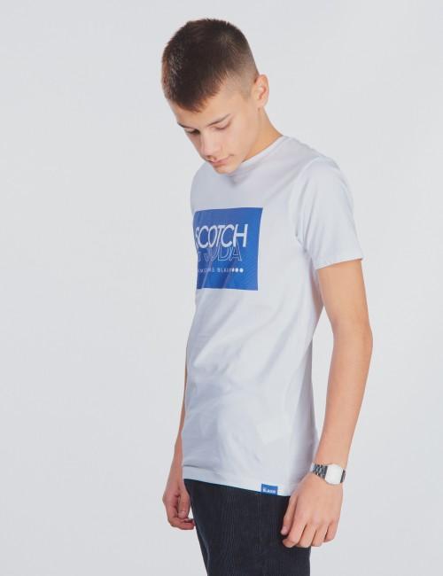 Scotch & Soda barnkläder - Scotch & Soda short sleeve tee
