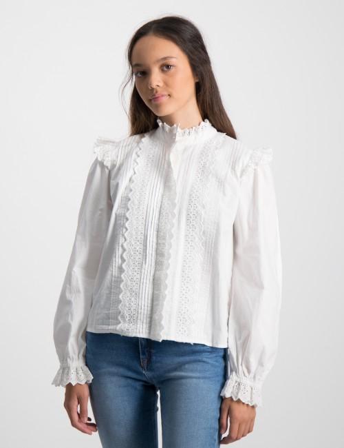 Crispy cotton top