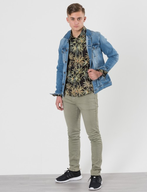 Scotch & Soda - ALL-OVER PRINTED SHIRT