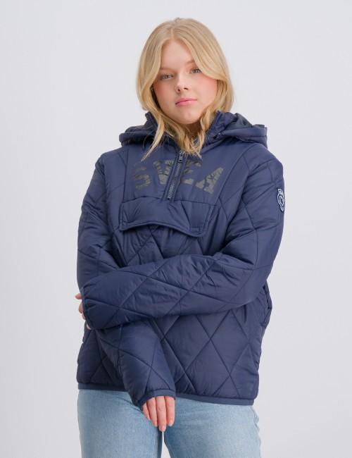 Svea barnkläder - Quilted Anorak Hood Jacket