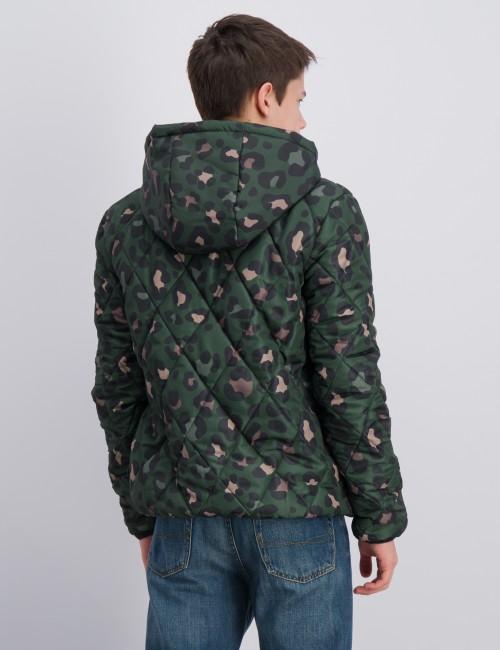 Svea - Quilted Hood Jacket