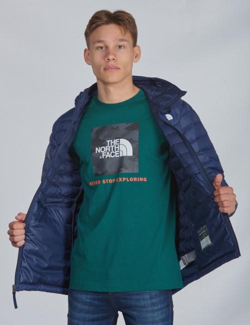 The North Face barnkläder - ACONCAGUA DOWN HOODIE