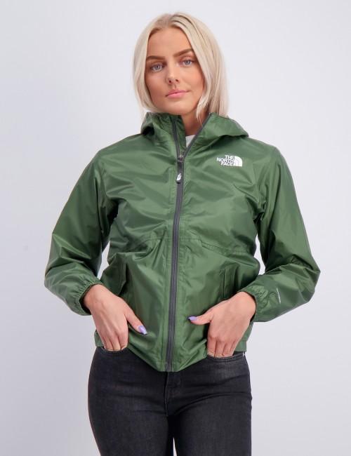 Om Zipline Rain Jacket Grønn från The North Face