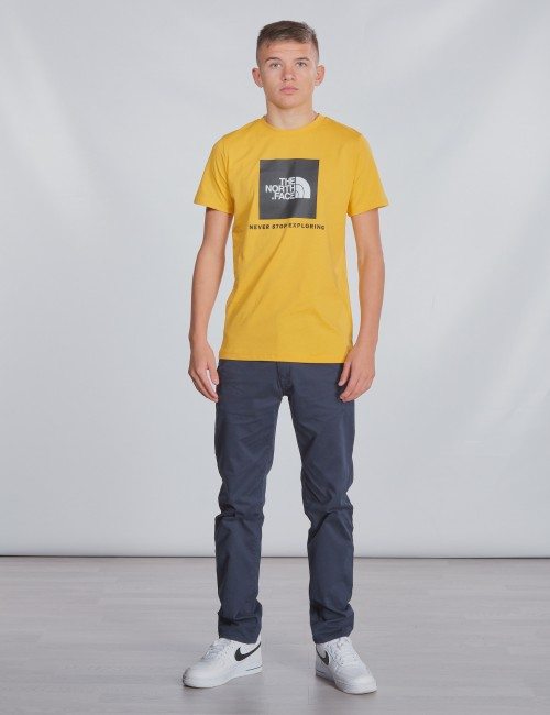 The North Face barnkläder - BOX S/S TEE