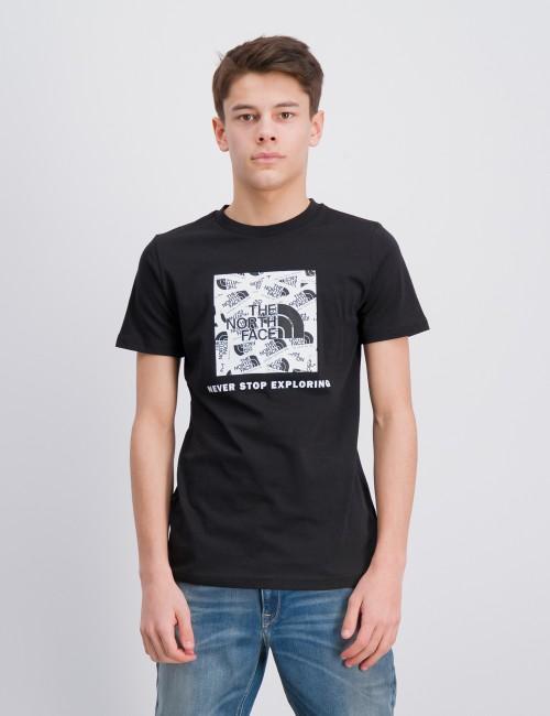 The North Face barnkläder - BOX TEE