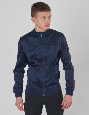 Tricot Funnel Jacket