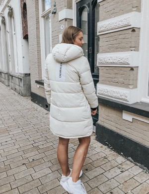 ESSENTIAL PUFFER LONG JACKET