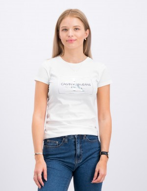 SMALL MONOGRAM BOX T-SHIRT