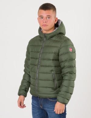 Hooded Down Jacket II