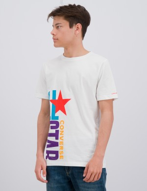 All Star Stacked Tee