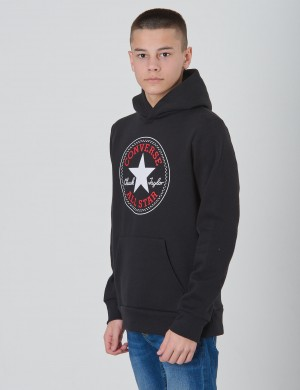 Fleece Chuck Patch Hoodie