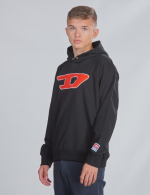 SDIVISION-D OVER SWEAT-SHIRT