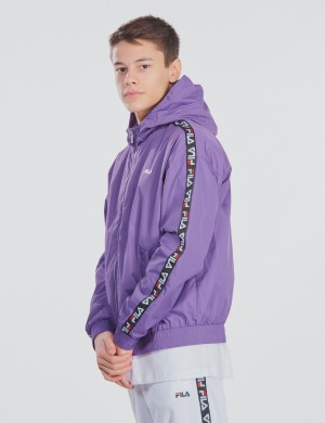 KIDS TAPA windbreaker