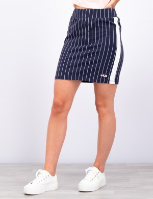 TYRA AOP short skirt