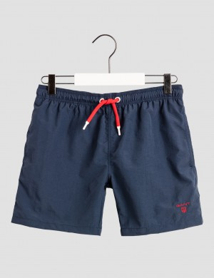 BOY'S BASIC SWIM SHORTS