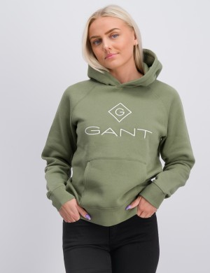 GANT LOCK-UP SWEAT HOODIE
