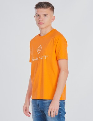 GANT LOCK-UP T-SHIRT