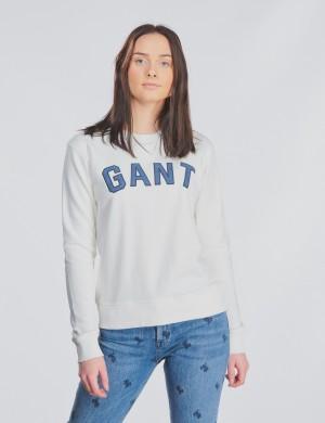 GANT CASUAL C-NECK SWEAT