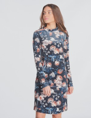 Girls Dress With Print
