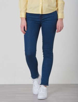 Jegging Blue Ankle Pant