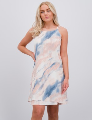 Annika Tie Dye Dress