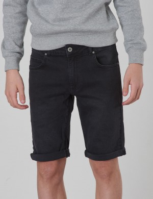 Space Dk. Grey Shorts