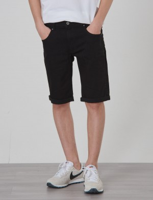 Space Black Shorts