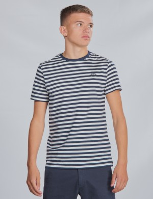 Even Stripe SS T-Shirt