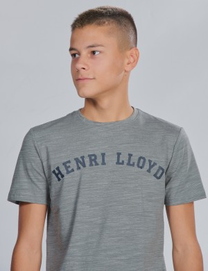 Marl logo t-shirt