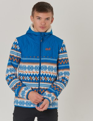 NORDIC HOODED JACKET