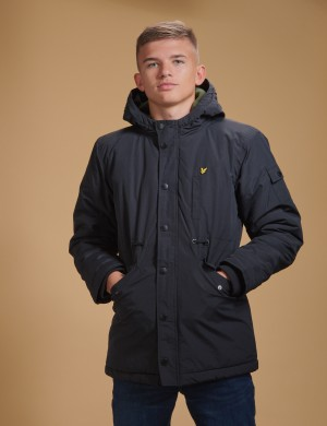 Winter Weight Microfleece Parka