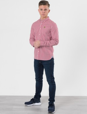 Lyle   Scott paidat Lapsille ja nuorille - Teenage fashion online c53ee9f8ce
