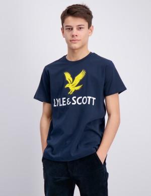 Lyle Eagle Logo T-Shirt