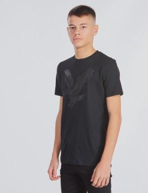 Tonal Eagle Logo T-Shirt