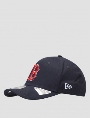 TEAM STRETCH 9FIFTY BOSRED