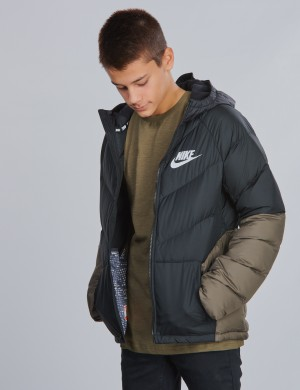 PARKA DOWN OW