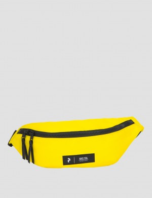 SLING BAG Stowaway Yellow