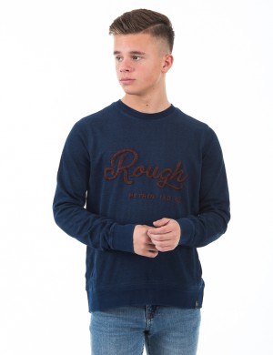 Sweater Round Neck Print