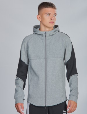 EVOSTRIPE HOODED JACKET