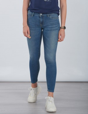 AUBRIE LGGNG-BOTTOMS-DENIM