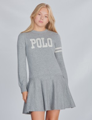 POLO SW DRES-DRESSES-SWEATER