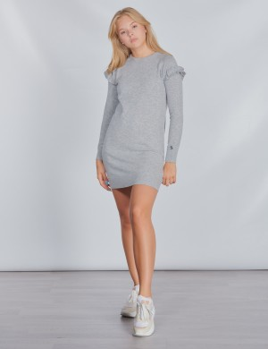 MODERN SW DR-DRESSES-SWEATER