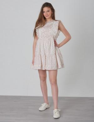 FLORAL DRESS-DRESSES-WOVEN