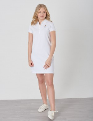 BEAR POLO DR-DRESSES-KNIT