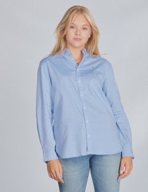 OXFORD TUNIC-TOPS-SHIRT